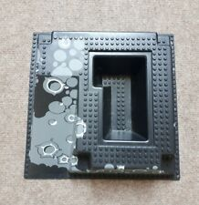 Lego Classic Space 3d Grundplatte 2552px2 Bauplatte 6988 6959 6991 Blacktron
