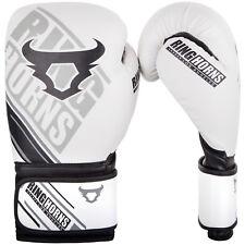 Ring Horns Nitro Boxing Gloves - White