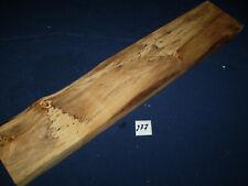 Birke gestockt Brett  Holzarbeiten  535 x 103 x 25 mm  Nr. 977