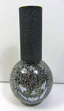 HALLOWEEN Silver & Black GLITTER NAIL POLISH Confetti Nail Enamel Blue Cross NEW