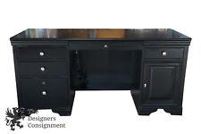 Stanley Furniture Computer Louis Loius Collection Black Opal File Desk 503 88 43