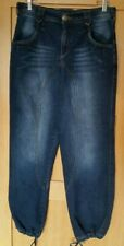 """ONLY JEANS WOMEN'S SIZE 31""""W/34""""L BAGGY SKATER TROUSERS JEANS"""
