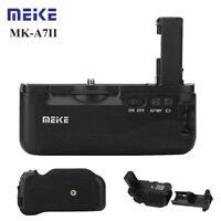 Meike MK-A7II Vertical Battery Grip Holder Auto Focus for Sony A7II A7RII Camera