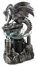 Dragon's Peak Dragon Oil Warmer Figurine, New, Free Shipping