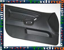 BMW E36 Scheda PORTA ANTERIORE SINISTRA PANNELLO Trim Nero 8165655 51418165655