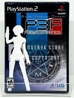 Shin Megami Tensei Persona 3 FES - PS2 - Brand New | Factory Sealed