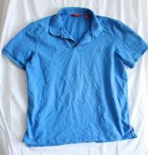 New listing Izod Polo Shirt Adult XL Blue Golfer Golfing Casual Rugby Mens