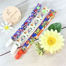 Toy Story Pacifier Clip Binky Binkie Holder Dummy Chain Soother Baby Shower
