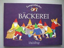 Zwergenstübchen Bäckerei Backbuch Zwerge Backen