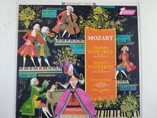 LP MOZART Piano Concerto 15 + 11 Peter Frankl J.Faerber