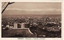 #TORINO: ARCHITETTURA FASCISTA- Panorama e colonia 3 gennaio