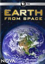 Nova Earth From Space 0841887018487 DVD Region 1