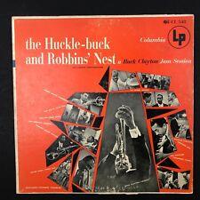 "BUCK CLAYTON ~ Huckle-Buck & Robbins Nest ~ CL 548 ~ VINYL LP 12"" Record Album"