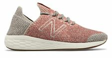 New Balance Men's Fresh Foam Cruz Sockfit Shoes Pink With Grey