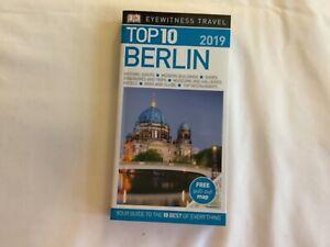 DK Eyewitness Travel Guide Top 10 Berlin 2019