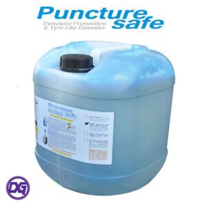 PunctureSafe Tyre Sealant 20 Litres - High Speed