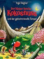 Der kleine Drache Kokosnuss und der geheimnisvolle Tempe... | Buch | Zustand gut