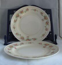 Homer Laughlin Replacement Eggshell Georgian Countess lot of 2 Luncheon Plates