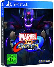 Marvel vs Capcom: Infinite PS-4 Deluxe Edition PS4 Neu & OVP