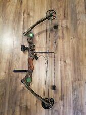 Mathews SQ2 Solo Cam Compound Bow 60-70 Pound Right Hand 27 inch QAD