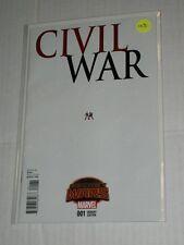 Marvel Secret Wars CIVIL WAR #1 1:15 Ant-Sized Variant  NM