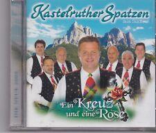 Kastelruther Spatzen-Ein Kreuz Und Eine Rose cd album