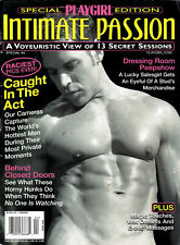 SPECIAL PLAYGIRL - INTIMATE PASSION n°4 - 2000 - gay magazine