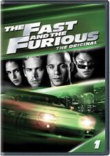The Fast And The Furious [New DVD]