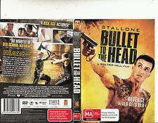 Bullet To The Head-2012-Sylvester Stallone-Movie-DVD