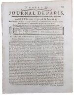 Marie Antoinette 1790 Rennes Bretagne Gardes Suisses Favras Louis Legrand Paris