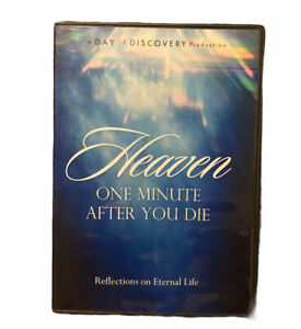 Heaven One Minute After You Die DVD Documentary Reflections On Eternal Life