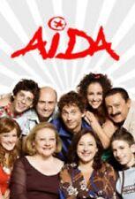 España,aida serie de comedia televisiva.92dvd.completa todas las temporadas.