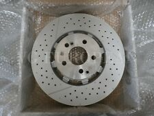 Mercedes-Benz C63 AMG Class Genuine Front Brake Disc Rotor NEW
