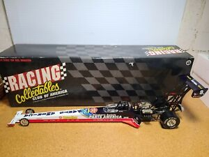 1996 Shelly Anderson Western Auto 1:24 NHRA Top Fuel Dragster Action Die-Cast