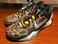 Nike Zoom Kobe System VII Cheetah Size 13 DS 488371 800