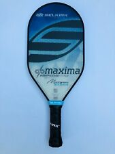 Selkirk Sport Pickleball Paddle AMPED Maxima HEAVY* Midweight Blue New