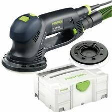 Festool Ponceuse Rotex Ro 125 Feq Plus 571779 en Systainer Sys 2 T-Loc