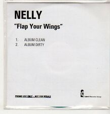 (EP385) Nelly, Flap Your Wings - DJ CD