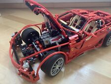 Lego Technic Technik 8145 599 GTB Ferrari. Neue  Aufkleber