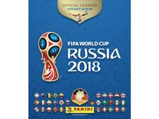 Panini WM 2018 Russia Sticker - 10 Bilder aussuchen