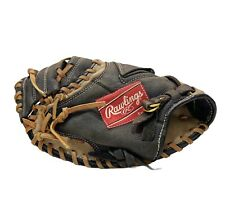 """New listing Rawlings Renegade RCMYB Youth Left Handed Catchers Mit 30"""" Glove"""