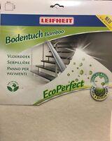 Top! Leifheit Bodentuch Bamboo Eco Perfect,Wischtuch 40006,Bodenwischer,Reiniger