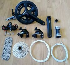 Shimano 105 R7000 5800 Dura Ace Mix 11s Groupset 50/34 11-32