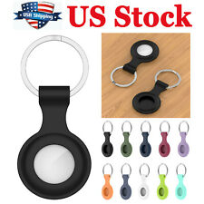 For New Locator Protective Case Silicone Cover Sleeve w/ Keychain Ring #Usa