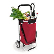 bremermann Einkaufstrolley Handwagen Einkaufswagen rot