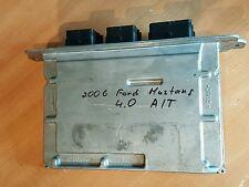 2006 FORD MUSTANG 4.0 AITECU ENGINE COMPUTER 9R3A-12A650-FB
