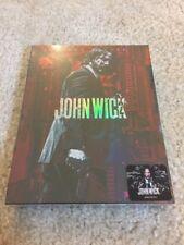 John Wick 2 Blu-Ray Steelbook NovaMedia Full Slip B 034/400 Nova Chapter Two