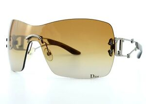 Christian Dior Sunglasses Sweatest Dior PZJH6 115 Crazy Fancy Brown Gunmetal