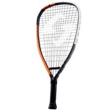 Gearbox Racquetball racquet, M40 165 grams, Quad, 3 5/8 - Orange