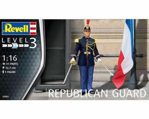Revell REV02803 Républicain Protection 1:16 Modélisme